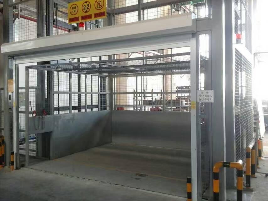 链条导轨式液压升降货梯安全阀的使用注意事项